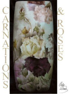 Study: Carnations, Roses & Smilax Vines